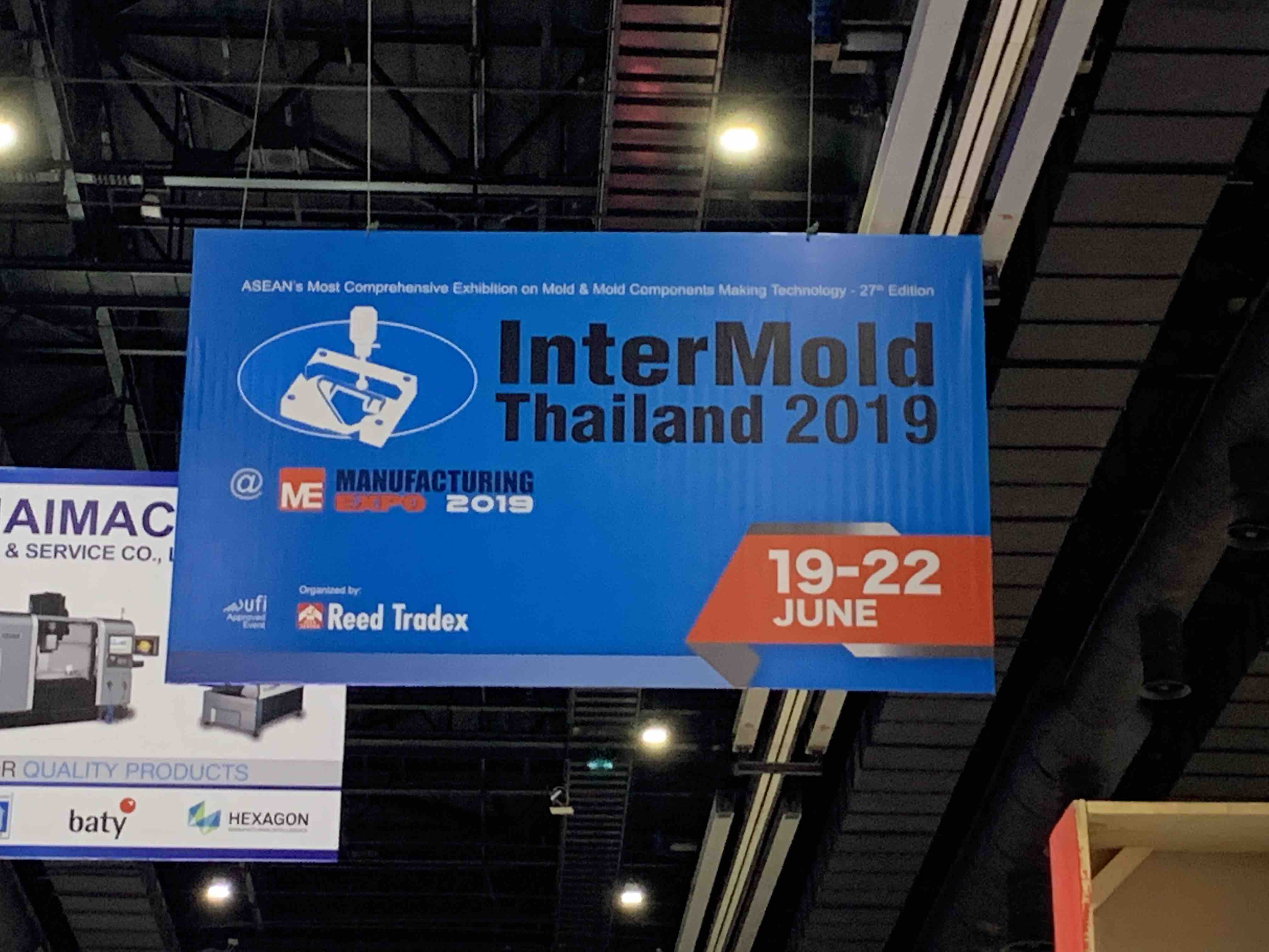 MANUFACTURING EXPO 2019 in THAILAND